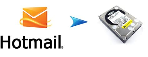 drive hotmail backup hotmail to hard drive to save all outlook com