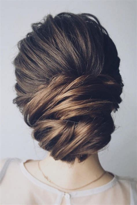 Wedding Hairstyles Updo Chignon by 12 Trending Updo Wedding Hairstyles From Instagram Oh