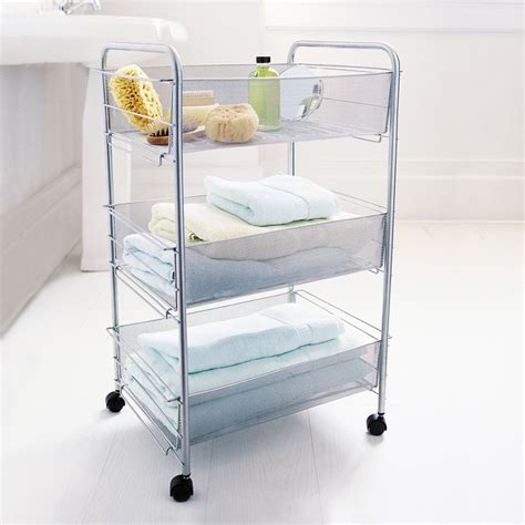 6 drawer mesh rolling cart where was this i first moved back to nyc mesh