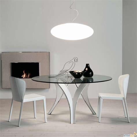 tavoli da cucina design tavoli da cucina in vetro foto design mag