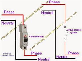 how to wire a circuit breaker electrical 4u