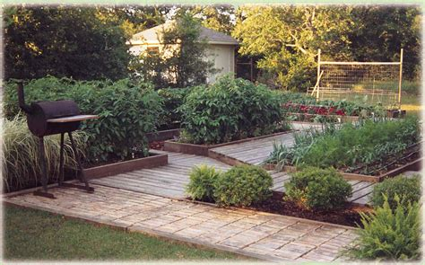 Deck Gardens by Lessons From A Deck Garden