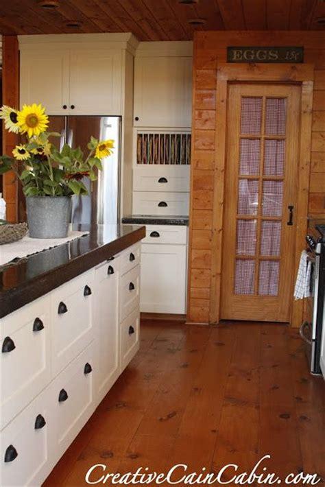 Kitchen Cabinet Hardware For Cabin 17 Best Images About Log Cabin Kitchen On