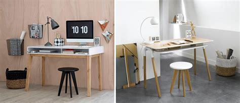 bureau deco design bureau design bois et blanc mobilier entreprise design