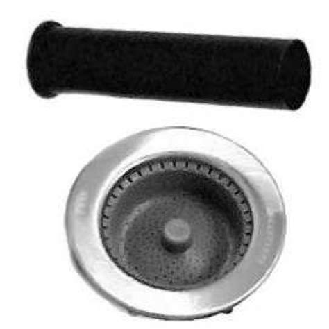 Salon Faucet Parts by Shoo Sink Strainer Assembly