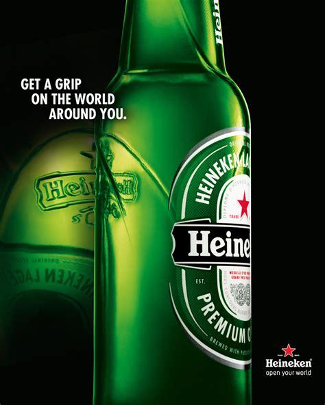Heineken Features You As The by Heineken New Bottle Launch On Fit Portfolios