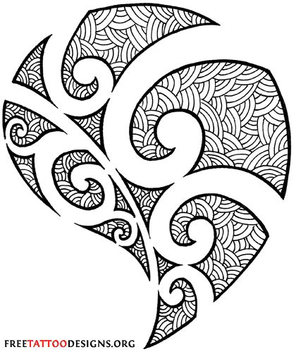 simple maori tattoo designs traditional maori tattoos designs tribe