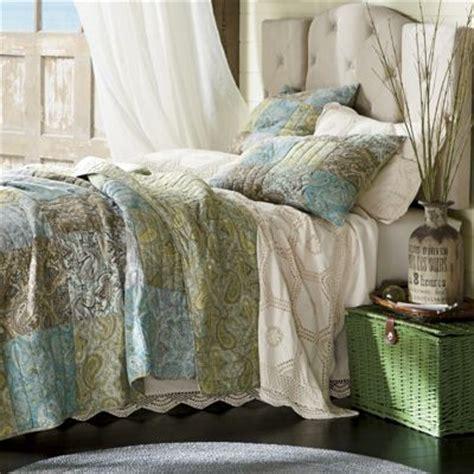Vintage Paisley Quilt by Vintage Paisley Oversized Reversible Quilt Sham