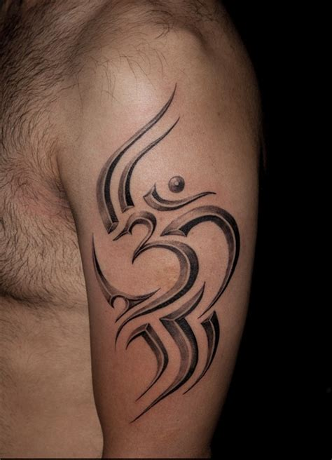 tribal om tattoo 30 religious om designs golfian