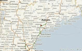 map auburn maine kansas map