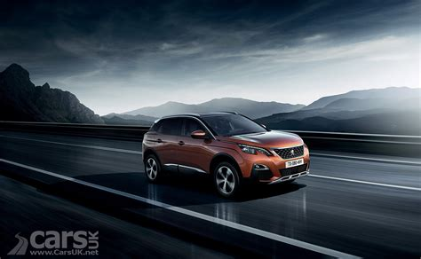 peugeot suv cars 2017 peugeot 3008 suv photos cars uk