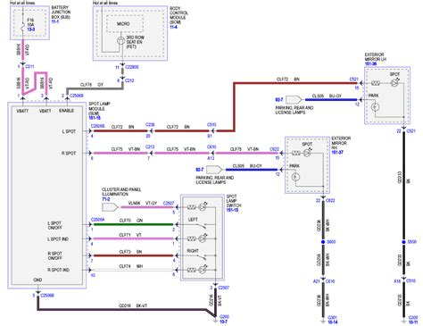 f150 power mirror wiring diagram wiring diagram with