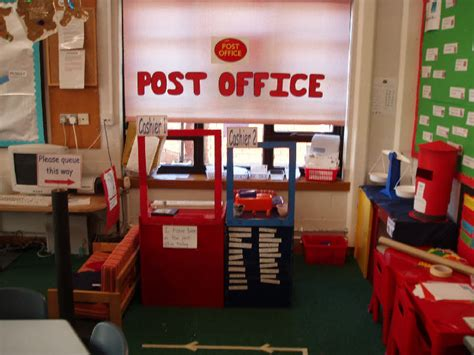 post office role play classroom display photo photo