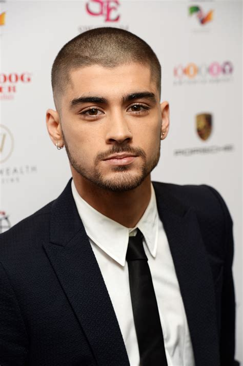 zayn malik zayn malik platinum blonde white hair valentino paris