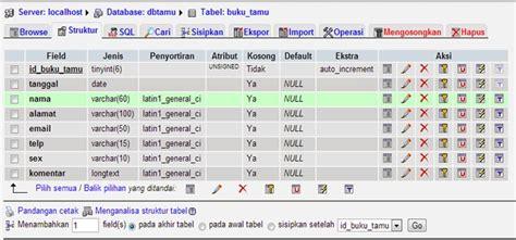 tutorial php lengkap tutorial php mysql lengkap