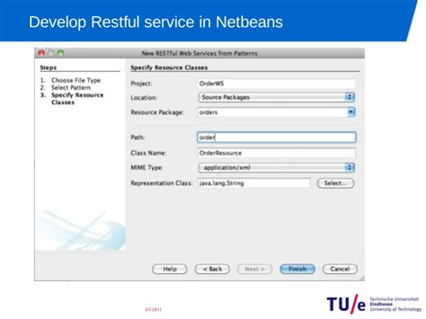 netbeans tutorial restful web services using java to implement restful web services jax rs