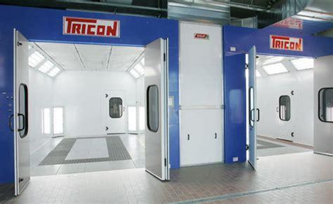 cabine per verniciatura usate cabine forno verniciatura carrozzeria auto tricon