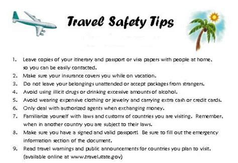 9 Tips For Traveling During The Holidays by Travel Safety Tips For The Holidays Hubpages