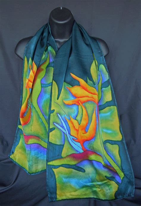 painted silk scarves greeting cards jewelry