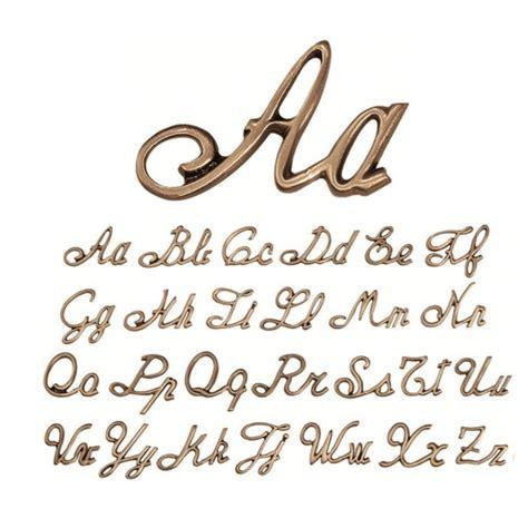 caratteri lettere lettere e numeri corsivo 3cm caratteri singoli o