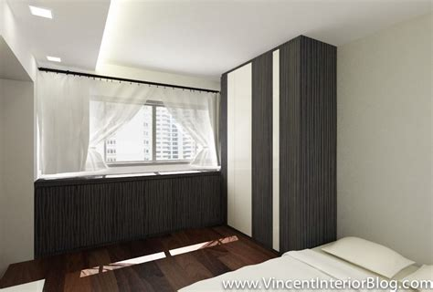 room wardrobe woodland 4 room hdb renovation by behome design concept