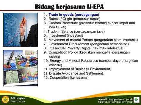 Aspek Dan Prosedur Ekspor Impor Marolop Tandjung peluang dan tantangan kerjasama di bidang pertanian dalam kerangka in