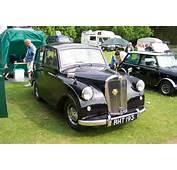 Triumph Mayflower Side 1953 Designed By Leslie
