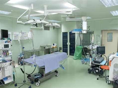 3d Wall Panel Built In Operating Theatre Akcmed Operating Theatres