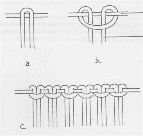 cara membuat gelang dari ikat pinggang cara membuat kerajinan makrame sederhana