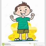 Strong Kid Cartoon | 1300 x 1390 jpeg 128kB