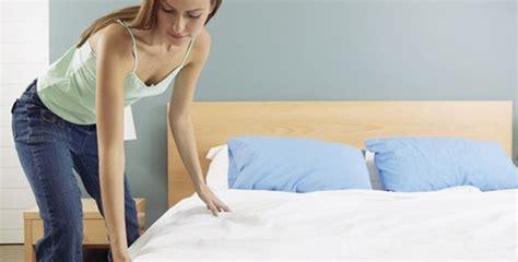 pour une bonne hygi 232 ne ne faites plus vos lits