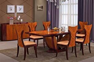 Italian Modern Dining Tables Primrose Italian Modern Dining Table Set