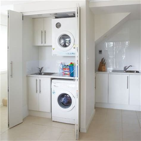 kitchen and laundry design popular today washers dryers and laundry cupboard