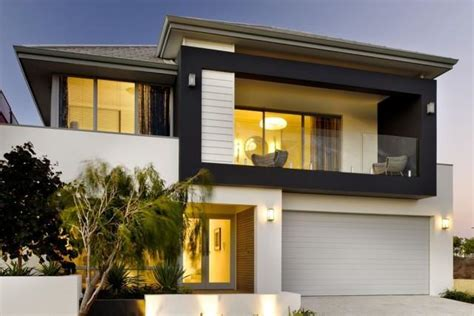 Small House Plans Melbourne Display Home Details 2storey Au