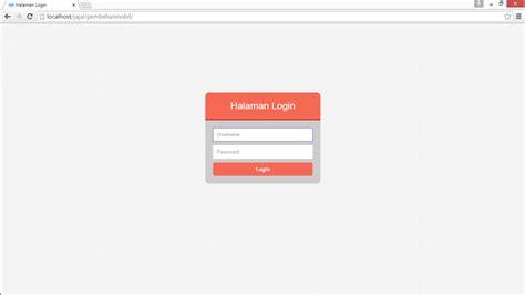 membuat website dengan php dan oracle tutorial lengkap quot membuat web dengan php dan database