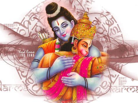 hindu god ram with hanuman ji hd images latest festival wishes and greeting nice hd wallpaper
