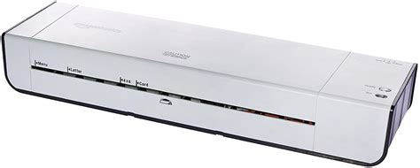 Amazonbasics Thermal Laminator amazonbasics 13 inch thermal laminator