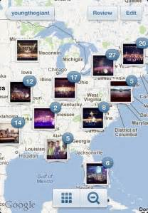 instagram locations instagram 3 0 adds location based photo map canada com