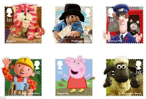 best tv characters britain s best loved children s tv characters are to be
