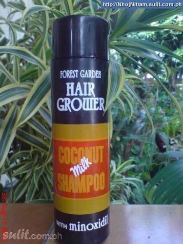 hair grower in the philippines forest garden hair grower shoo the philippines