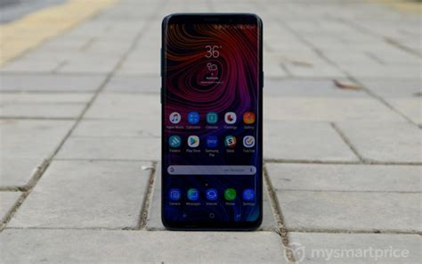 samsung galaxy s9 running android 8 1 oreo spotted on geekbench