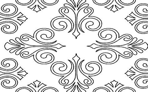 contoh sketsa gambar batik related keywords contoh