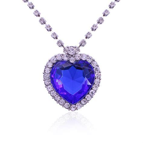 get cheap large rhinestone necklace aliexpress