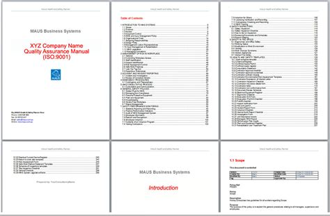 program operator s manual books best quality assurance software maus business software
