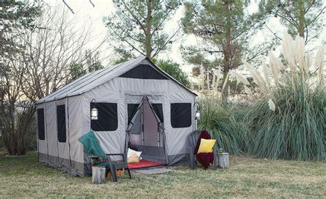tent houses barbones safari tent tiny house swoon