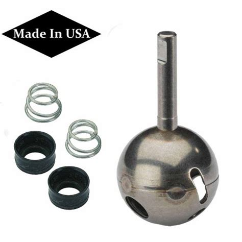 Replacing Seats And Springs In Delta Faucet by Replacement For Delta Rp70 Stainless Ball Stem Rp4993