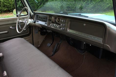 Consign It Home Interiors 1966 Chevrolet C 10 Pickup 162916