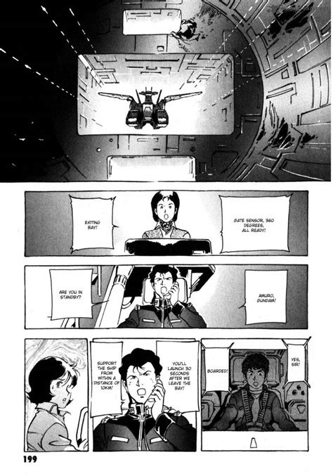 Kaos Gundam Mobile Suite 55 56 mobile suit gundam the origin 4 read mobile suit gundam