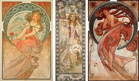 Alfons Mucha by Biography Of Alphonse Mucha Widewalls