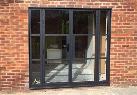 thin horizontal windows uk windows doors slimline glazing aluminium systems